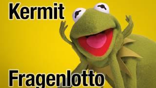 Kermit: Hochzeit mit Miss Piggy? - Fragenlotto