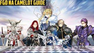 FGO NA Camelot COMPLETE Guide, Tips & Ascension Mat Farming