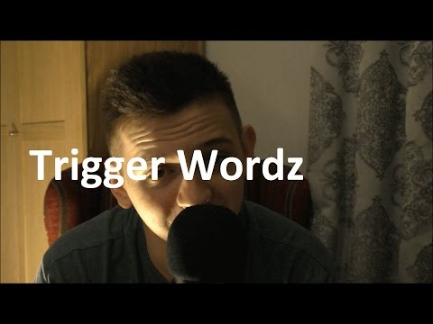 Trigger Words For Sleep | Sleep Triggers | ASMR