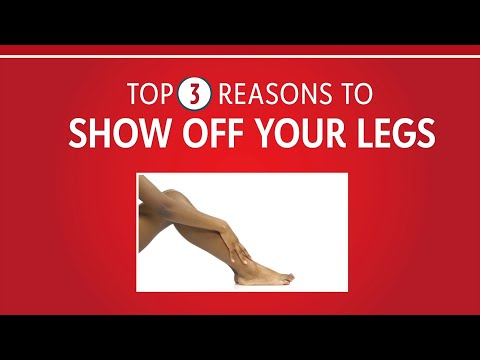 The top three reasons to show off your legs