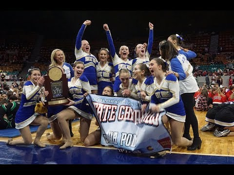 Wheat Ridge High School wins Class 4A Poms state title ... again!
