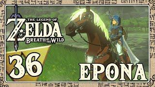 Let's play the legend of zelda breath wild [deutsch ♦ blind 100% switch version 1440p@60fps] part 36: das legendäre pferd epona► meinen kanal ab...