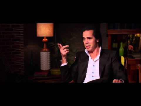 Nick Cave talking about Blixa Bargeld
