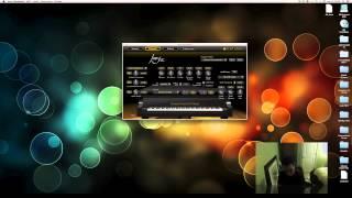 Ivory II: Grand Piano - Steinway D (Improvisation)