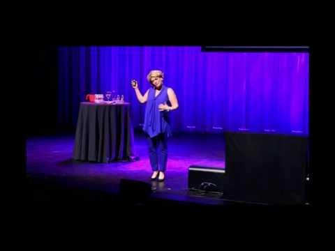 Motivational Speaker Tami Evans - 2016 WEC Atlantic City Conference Talk