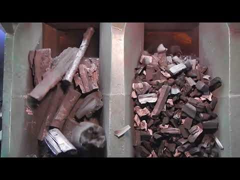 Фасовочная линия для расфасовки древесного угля СМ 4-1000