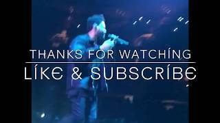 THE WEEKND | CONCERT | CHARLOTTE | vlog