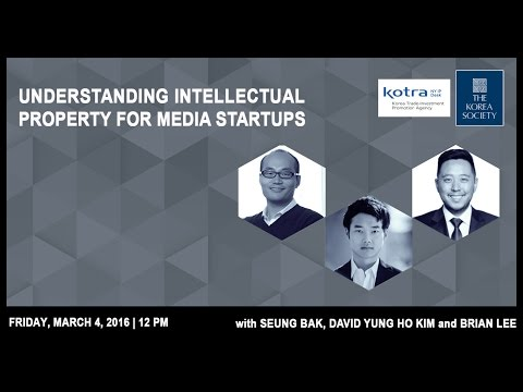 Understanding Intellectual Property for Media Startups