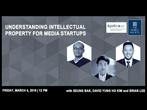 Understanding Intellectual Property for Media Startups