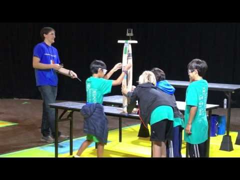Team Deeno - Tech Challenge 2017 Marin Country Day School