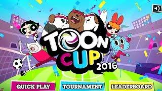 TOON CUP 2016 (Cartoon Network Games)