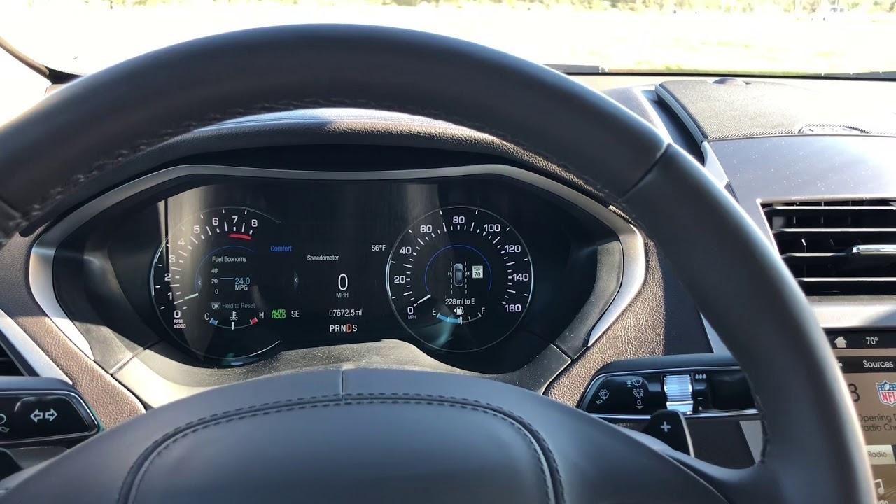 2018 Lincoln Mkz 3 0 Fastest Ever 60 Run