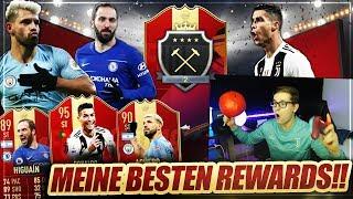 FIFA 19: PACKLUCK EXTREME!! MEINE BESTEN FUT CHAMPIONS REWARDS PACK OPENING 🔥🔥