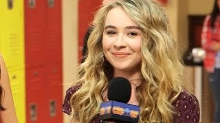 "Sabrina Carpenter ""Girl Meets World"" Interview"