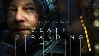 【Death Stranding】初見攻略 ①(OP~EP37 ※この辺りはポーターゲーで割と面白かった)【PS4】
