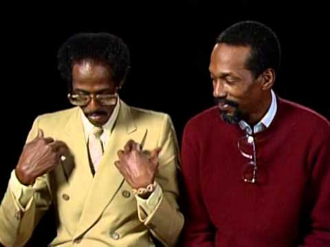 The Temptations - Interview - 1/22/1986 - Rock Influence (Official)