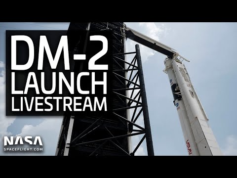 SpaceX Demo-2: First launch of NASA astronauts on Crew Dragon