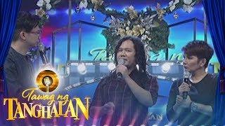 Tawag ng Tanghalan: Vhong Navarro on Tuko delos Reyes