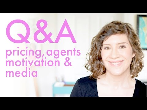 Q&A: Pricing, Agents, Motivation & Mixed Media
