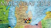 Mercer's Match Day in Savannah - YouTube