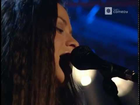 You learn alanis morissette live in concert