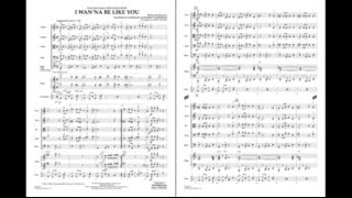 I Wan'na Be Like You (from The Jungle Book) arr. Larry Moore