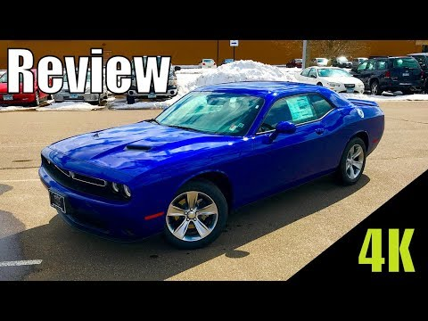2018 Dodge Challenger SXT | Review and Test Drive (4K)
