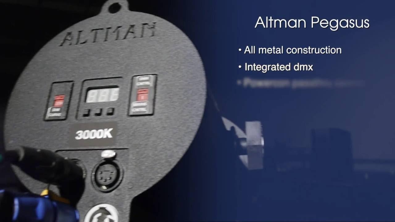 Altman Pegasus 6