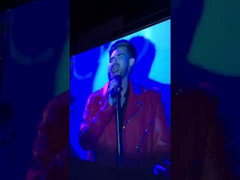 Thumbnail: Adam Lambert singing One More Try at the Angel Awards Tribute to George Michael 8/19/17