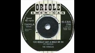 The Miracles - You've really got a hold on me (1962)