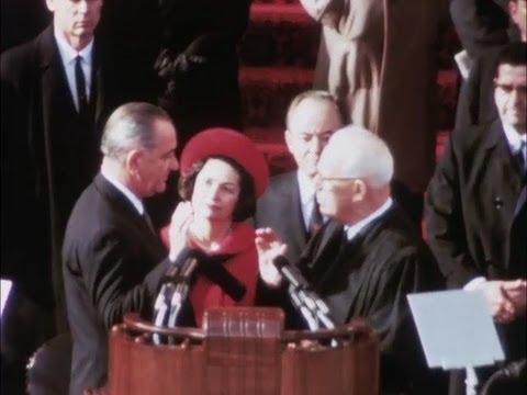 Jan. 20, 1965: Inaugural Ceremonies for Lyndon Baines Johnson