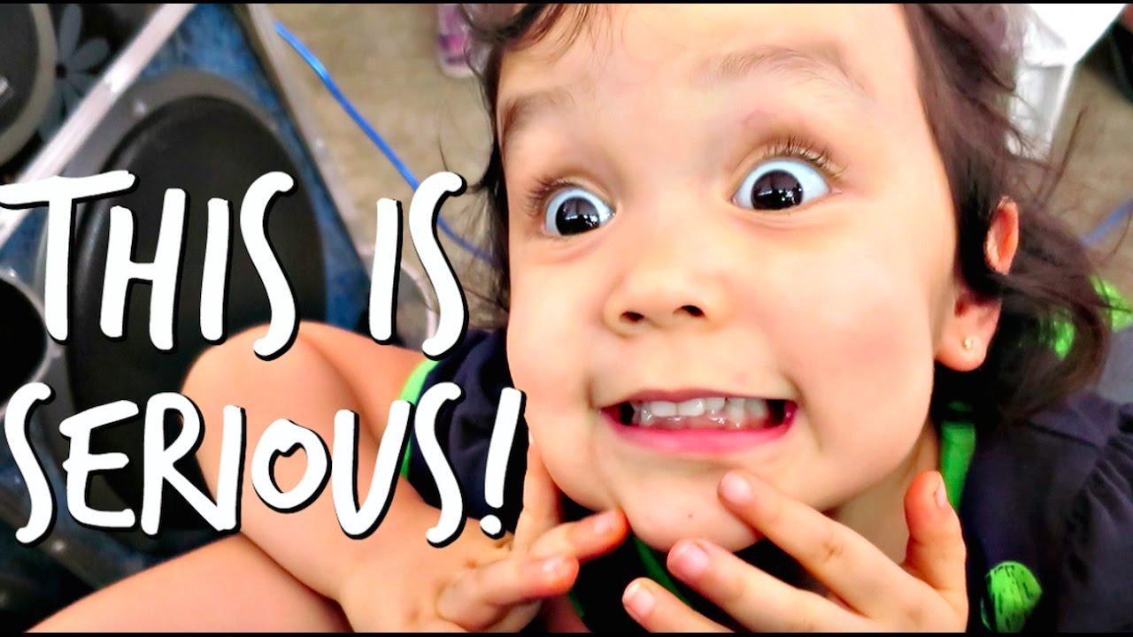 THIS IS SERIOUS! – January 15, 2017 – ItsJudysLife Vlogs