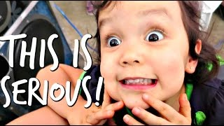 THIS IS SERIOUS! - January 15, 2017 -  ItsJudysLife Vlogs