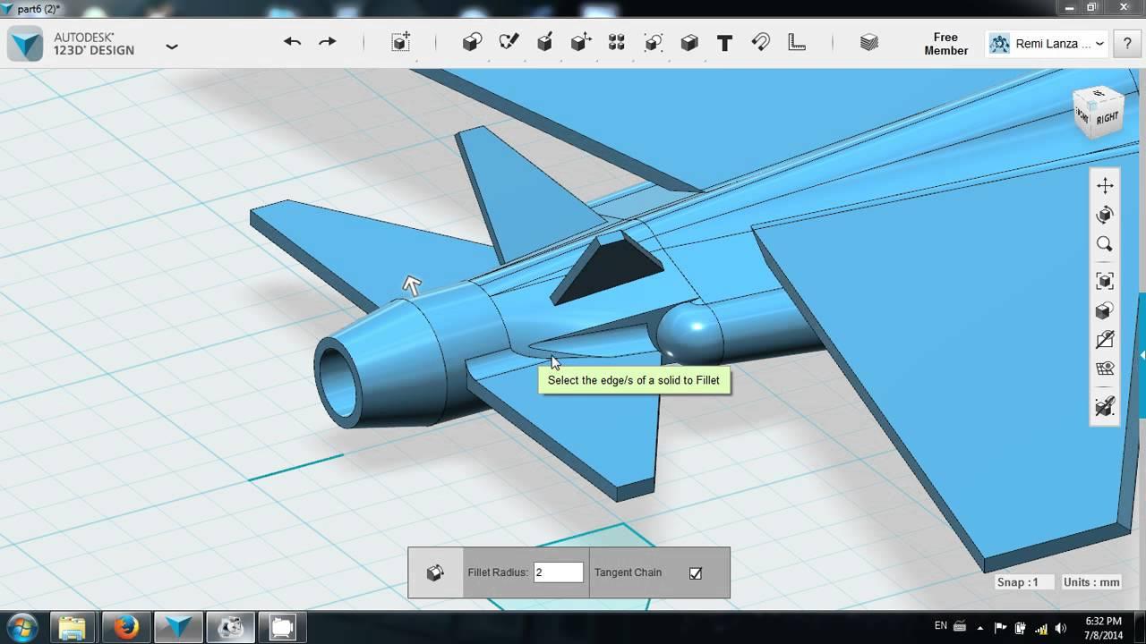 Tutoriel en français à l'utilisation de Tinkercad, modélisation 3D facile pour débutant. Créer une pièce ou un objet en 3D rapidement et simplement, la suite...