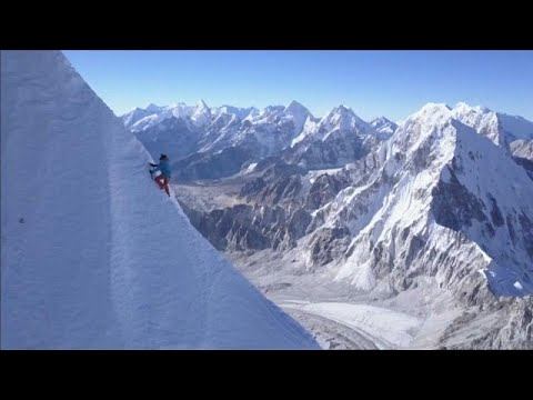 Alpinistas de elite desaparecidos e presumivelmente mortos