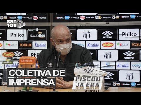 JESUALDO FERREIRA | COLETIVA DE IMPRENSA (30/07/20)