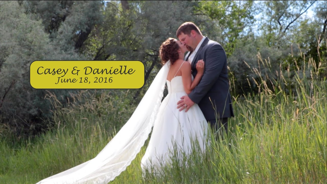 Casey & Danielle Wedding Highlight Video - YouTube