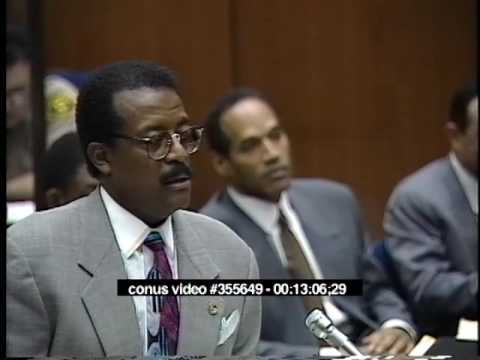 OJ Simpson Trial - February 23rd, 1995 - Part 2