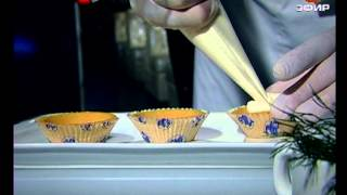 Рецепт приготовления тарталеток с креветками
