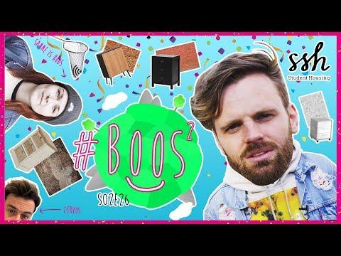 #BOOS ZOEKT NIEUWE STAGIAIR EN SSH HAAT GOED INTERNET | #BOOS S02E26