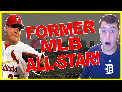 PLAYING FORMER MAJOR LEAGUE BASEBALL ALL-STAR MY DAD!! - MLB THE SHOW 16 GAMEPLAY