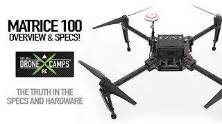 DJI Matrice 100 & Guidance  - The World's 1st Object Avoidance Drone