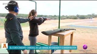 De pruebas armas permiso