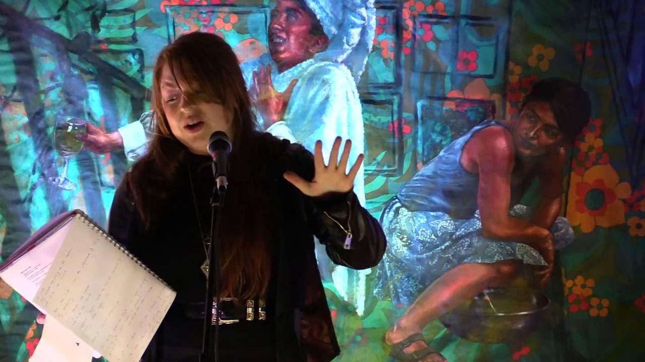 Music & Poetry by Natasha Borton at Voicebox Wxm