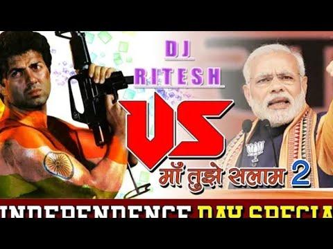 Modi vs Sunny Deol Maa Tujhe Salaam new desh bhakti songs  2019