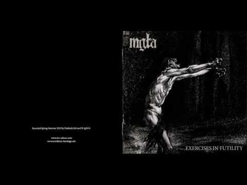 Mgła - Exercises in Futility [Full - HD - Lyrics]