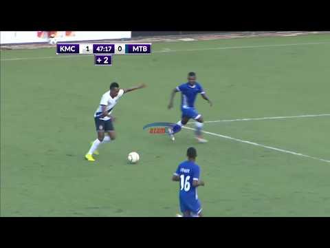 KMC FC 1-1 MTIBWA SUGAR (P:4-3): HIGHLIGHTS, MIKWAJU YA PENATI (ASFC - 23/2/2019)