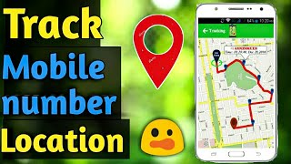 Gambar cover Track any mobile number location with proof (With Dounloding Link)