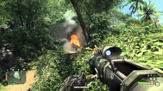 Crysis Gameplay [Re-Installed]