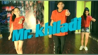 Akela Hai Mr Khiladi | Udit Narayan,Anuradha Paudwal | Mr. and Mrs. Khiladi | JP CHOUDHARY